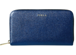 フルラ レザージッパー長財布